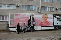 Краевые онкологи провели прием в Кореновске