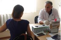 «Жаркий» прием у онкологов