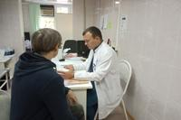 Онкологи провели диагностическую акцию