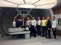 Онкологи посетили уникальный центр протонной терапии  в Санкт-Петербурге
