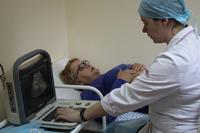 Краевые онкологи обследовали жителей Славянского района