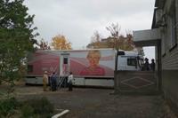В станице Полтавской жителей осматривали краевые онкологи