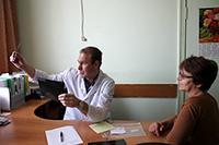 В Староминской  онкологи проведут скрининг-обследование населения