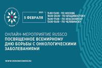 Онлайн-мероприятие Российского общества клинической онкологии