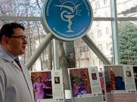 В онкодиспансере открылась выставка женщин, победивших рак